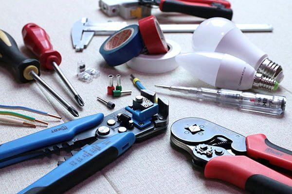 elektriker odense - værktøj